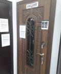Уличная дверь с художественной ковкой винорит, Ярославль