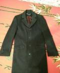 Мужское пальто из шерсти, мужская кожаная дубленка купить, Иркутск