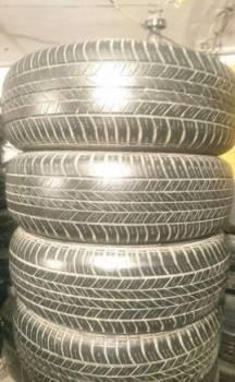 Dunlop grandtrek 215/60 r17, Саратов, цена: 4 000р.