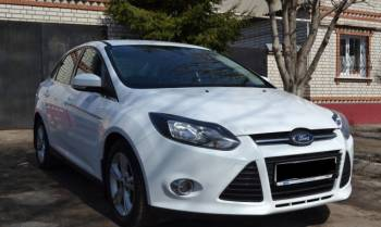 Ford Focus, 2012, Борисоглебск, цена: 520 000р.