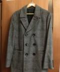 Пальто мужское р.52, мужские сорочки с высоким воротником, Сургут