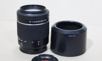 Sony Alpha DT 55-200/4-5. 6 SAM II, Белгород, цена: 4 000р.