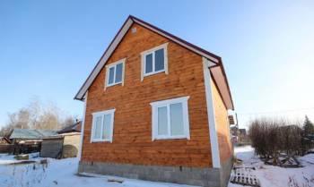 Дом 105 м² на участке 9 сот