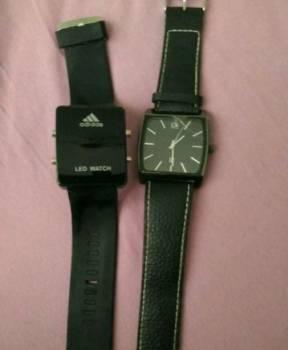 Продам часы adidas и Calvin Klein, Белозерское, цена: 500р.