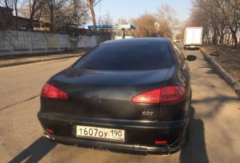 Peugeot 607, 2003, Калуга, цена: 180 000р.