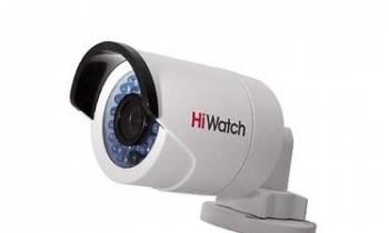 Новая IP камера видеонаблюдения hi-watch, Вологда, цена: 5 500р.
