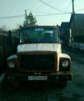 Ассенизатор газ 3309, Чехов