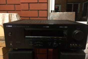 Ресивер Ямаха RX-V459 и акустика Alex, Курск, цена: 23 000р.