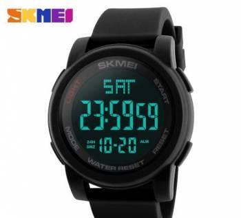 Часы Skmei спортивные цифровые б/у, Владимир, цена: 250р.