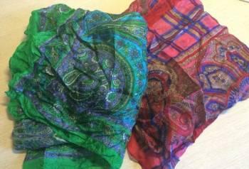 Новые платки. Сделаны в Индии, Береза, цена: 250р.