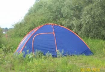 "Палатка ""Путник"" модель ""Меркурий-4"""