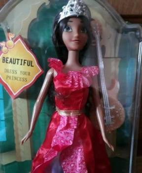 Кукла Елена Авалор, Сургут, цена: 550р.
