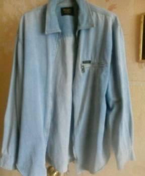 Мужские брюки для зимы, джинсовая рубашка, Орел, цена: 650р.