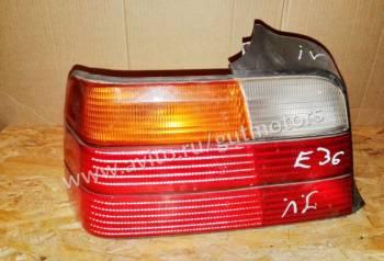 Сцепление corolla 150 1.6, фонарь задний для BMW 3-серия E36 1991-1998, Иваново, цена: 1 100р.