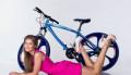 Велосипед bmw синий. новый, Котельники