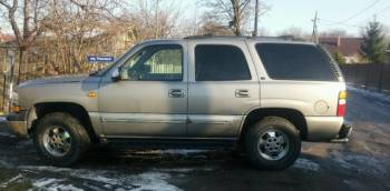 Chevrolet Tahoe, 2001, Калининград, цена: 380 000р.