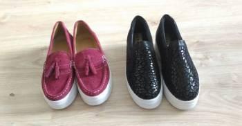 Туфли, слипоны, босоножки на танкетке 34 размер, Калининград, цена: 500р.