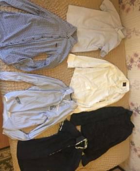 Рубашки, пиджак с джинсами женский, Лянтор, цена: не указана