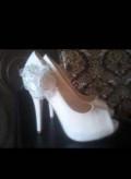 Туфли белые в отличном состоянии, кроссовки интернет магазин дисконт, Киржач