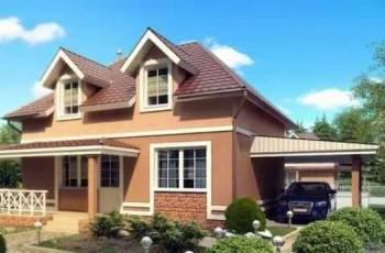 Дом 182 м² на участке 11 сот