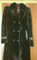 Шуба мутоновая, длинное бирюзовое платье в пол, Лениногорск