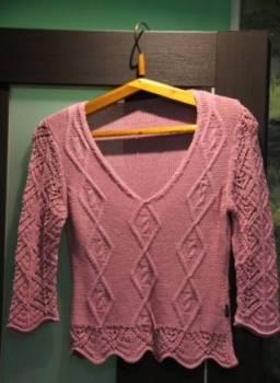 Купить женскую одежду клумба, трикотажная кофточка р.44, Скопин, цена: 300р.