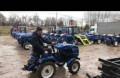Минитрактор Русич Т-15 в подарок фреза и плуг, Богородск