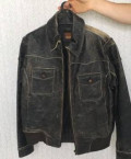 Куртка мужская, кожаные куртки на меху мужские пилот, Речицы