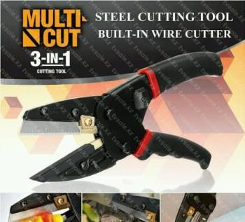 Ножницы Multi Cut 3 в 1 для дома, дачи и гаража