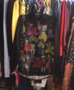 Свадебные платья недорогие, блузка с кошечками, Десногорск, цена: 400р.