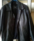 Купить мужскую футболку с черепом, кожаный пиджак, Курганинск