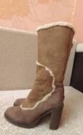 Замшевые сапоги, ортопедическая обувь швейцария, Елец