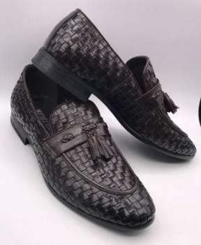 Мужские кожаные туфли Bottega Veneta (25), бутсы puma evospeed спортмастер