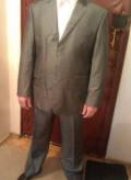 Продам Элегантный мужской костюм, купить зимний мужской жилет фирмы поль шарк, Нижняя Тура
