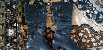 Сапоги осенние, интернет магазин турецкой женской обуви, Ртищево, цена: 1 000р.