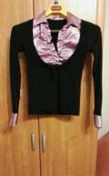 Блузка черно-сиреневая новая, свадебные платья в стиле 20-х, Ивантеевка
