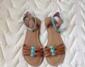 Новые босоножки, обувь на платформе 34 размер, Котовск