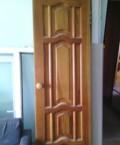 Продам межкомнатную дверь Ампир б/у с коробкой, Лениногорск
