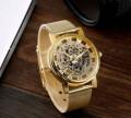 Продам часы soxy Скелет мужчины золота, Кунгур