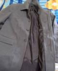 Мужской зимний костюм м-243 джинс, пальто-весна-новое, Азово