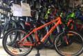 Велосипед Десна Метеор 6 скоростей черно-оранжевый, Тольятти