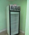 Шкаф холодильный с прозрачной дверью, Красные Баки
