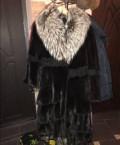 Шуба норковая, полосатое платье в пол купить, Красково