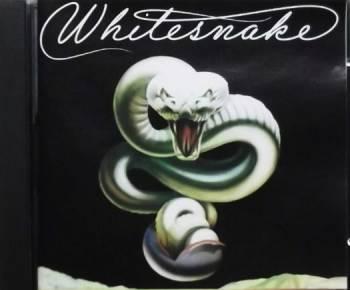 Whitesnake диск CD