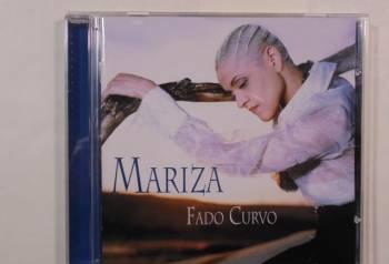 Продам компакт диск Mariza Fado Curvo, 2003г