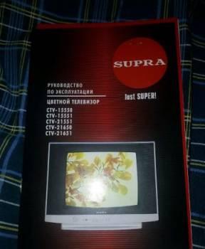 Телевизор Supra CTV-15550