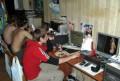 Студенческий компьютер и ЖК-Монитор, Тайга