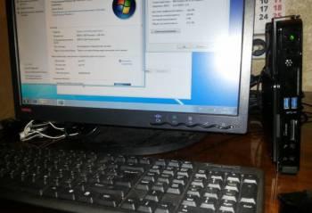Неттоп 2 ядра, 2Гб DDR3, Wi-Fi, hdmi, 500Гб