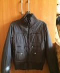 Мужские кожаные куртки мужские с капюшоном, куртка Antony Morato, Мокшан