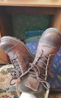 Ботинки, новые, кожа, весна-осень, мужская кожаная обувь интернет магазин, Лев Толстой